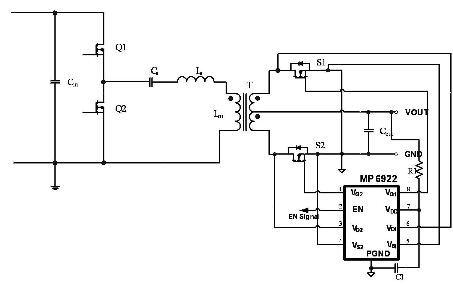 Https En Products Ac Dc Power Contactless Mains Voltage Detector Circuit Diagram Mp6922 Conversion Typical Application 1
