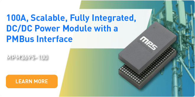 MPM3695-100 Power Module