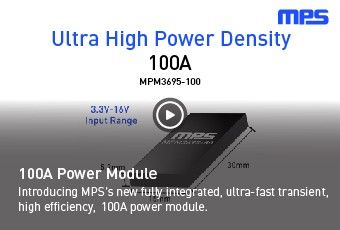 new scalable 100a power module
