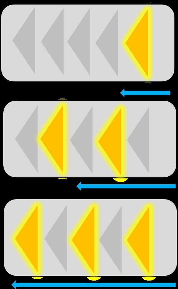 Dynamic Turn Signals