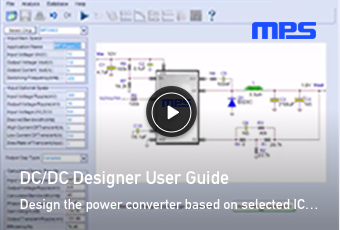 DC DC Designer User Guide