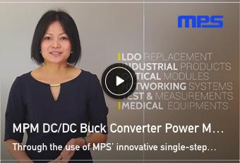 MPM DC DC Buck Converter
