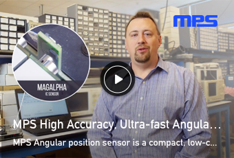 MagAlpha Angular Position Sensor