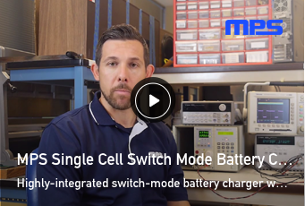 Single Cell Switch Mode Battery Charger
