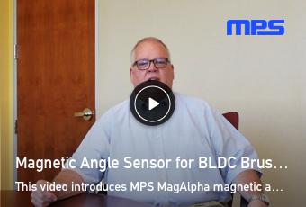 MagAlpha Magnetic Angle Sensor