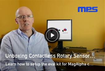 Unboxing MA800 Rotary Sensor
