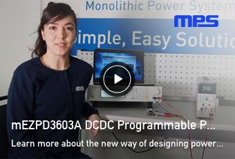 mEZPD3603A DC DC Programmable Power Module