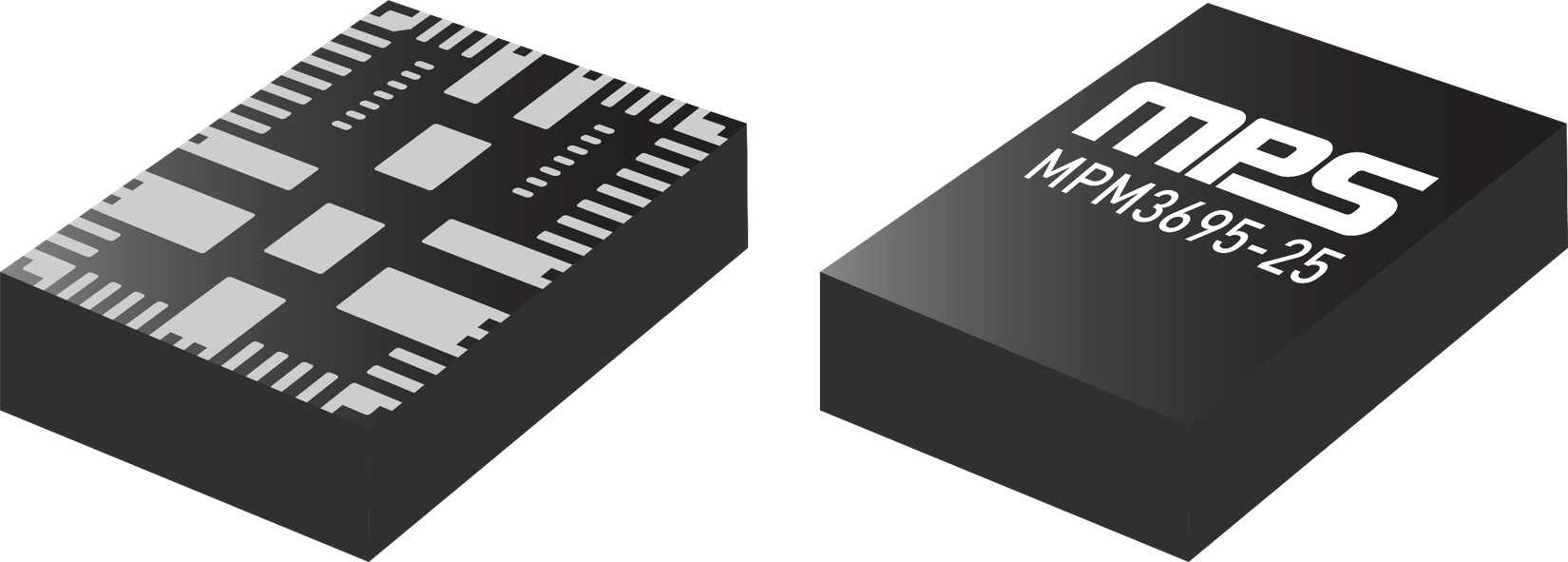 Figure 1: MPM3695-25, 25A Power Module
