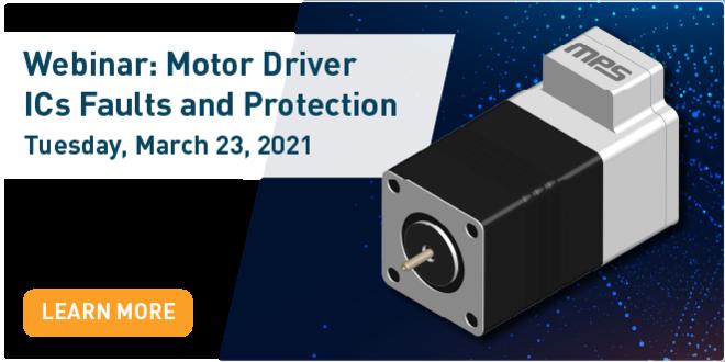 Motor Driver IC Webinar