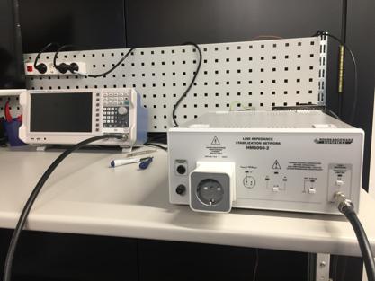 Figure 16: System set up