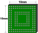 64-Channel BGA
