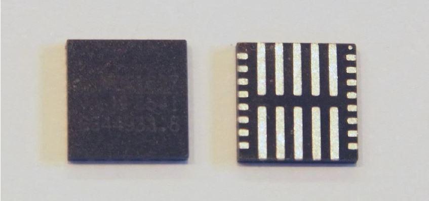 Figure 13: FCQFN Package