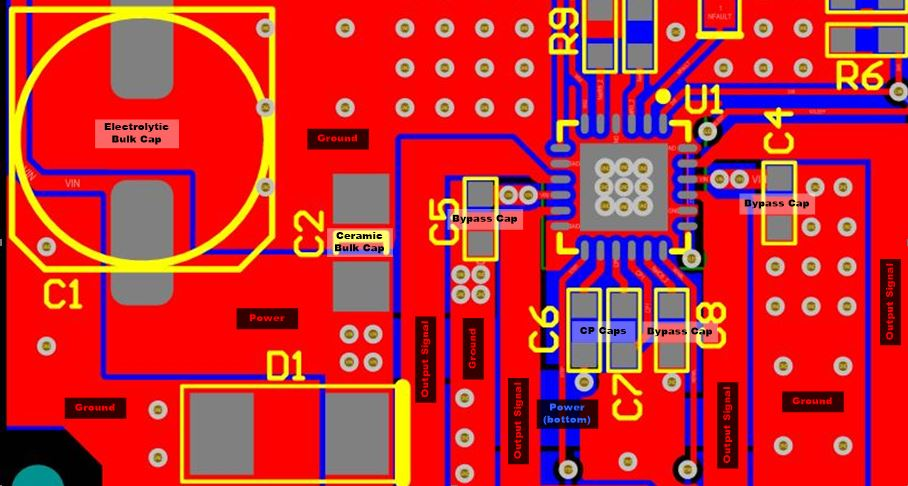 Article | Motor Driver PCB Layout Guidelines – Part 1