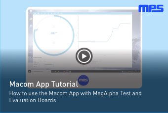 MagAlpha Macom App Tutorial Video
