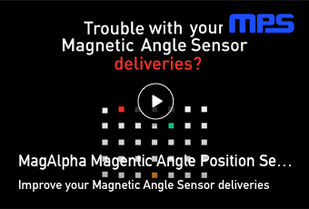 MagAlpha Magnetic Position Sensors