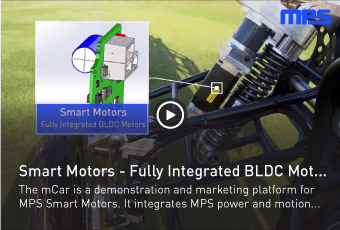 mCar Smart Motors and Motor Driver Modules